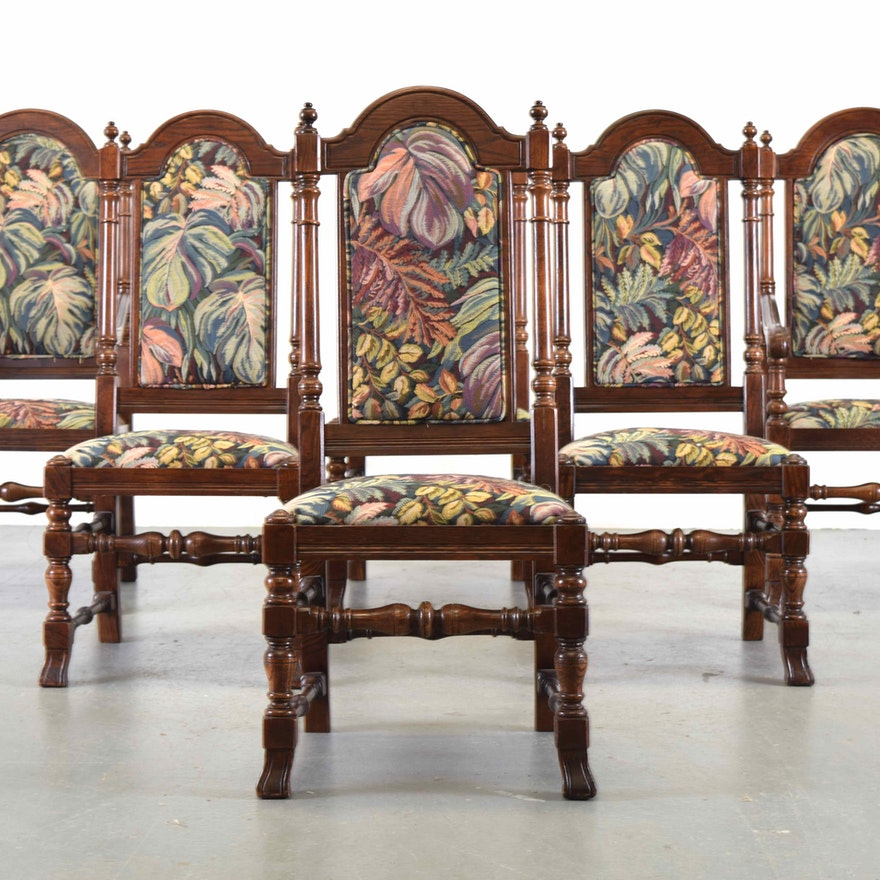 Ethan Allen Royal Charter Dining Chairs
