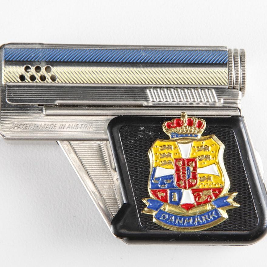Vintage IMCO 600 Pistol Lighter
