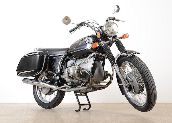 1972 bmw r60 5 motorcycle ebth. Black Bedroom Furniture Sets. Home Design Ideas