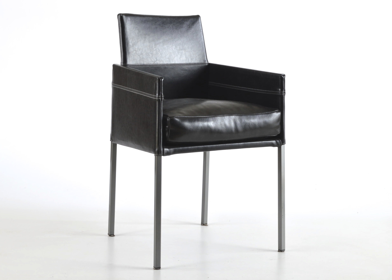 Danish Modern Leather Armchair By KFF Germany ...