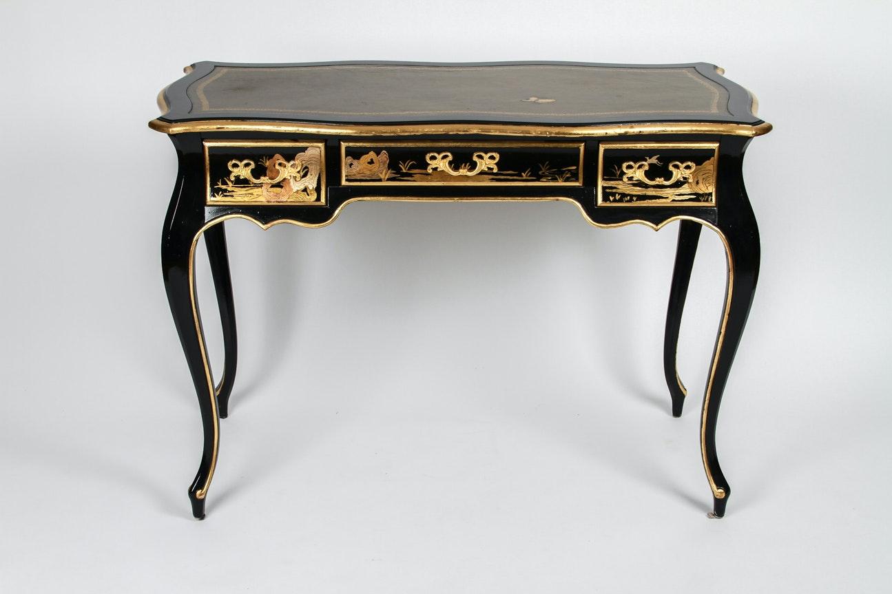 Elegant Writeru0027s Desk By Sligh Furniture Of Holland, Michigan ...