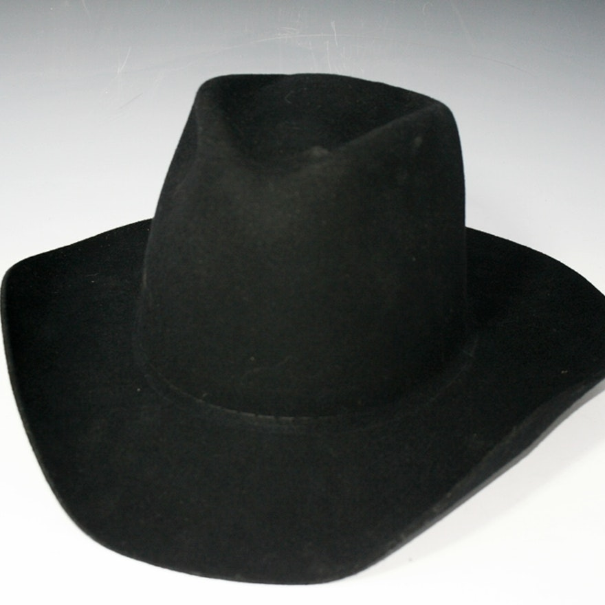 Men s Pony Express Stetson Hat   EBTH 22cd499e6b2