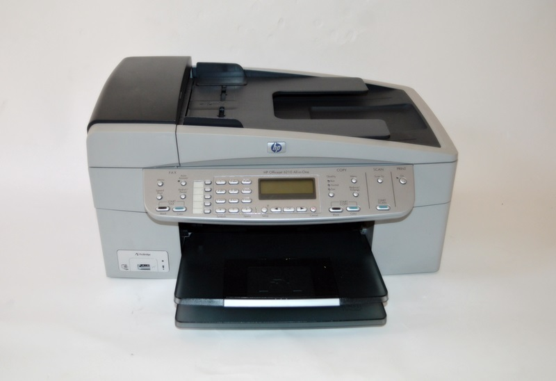 HP OFFICEJET 6210 DRIVERS FOR PC
