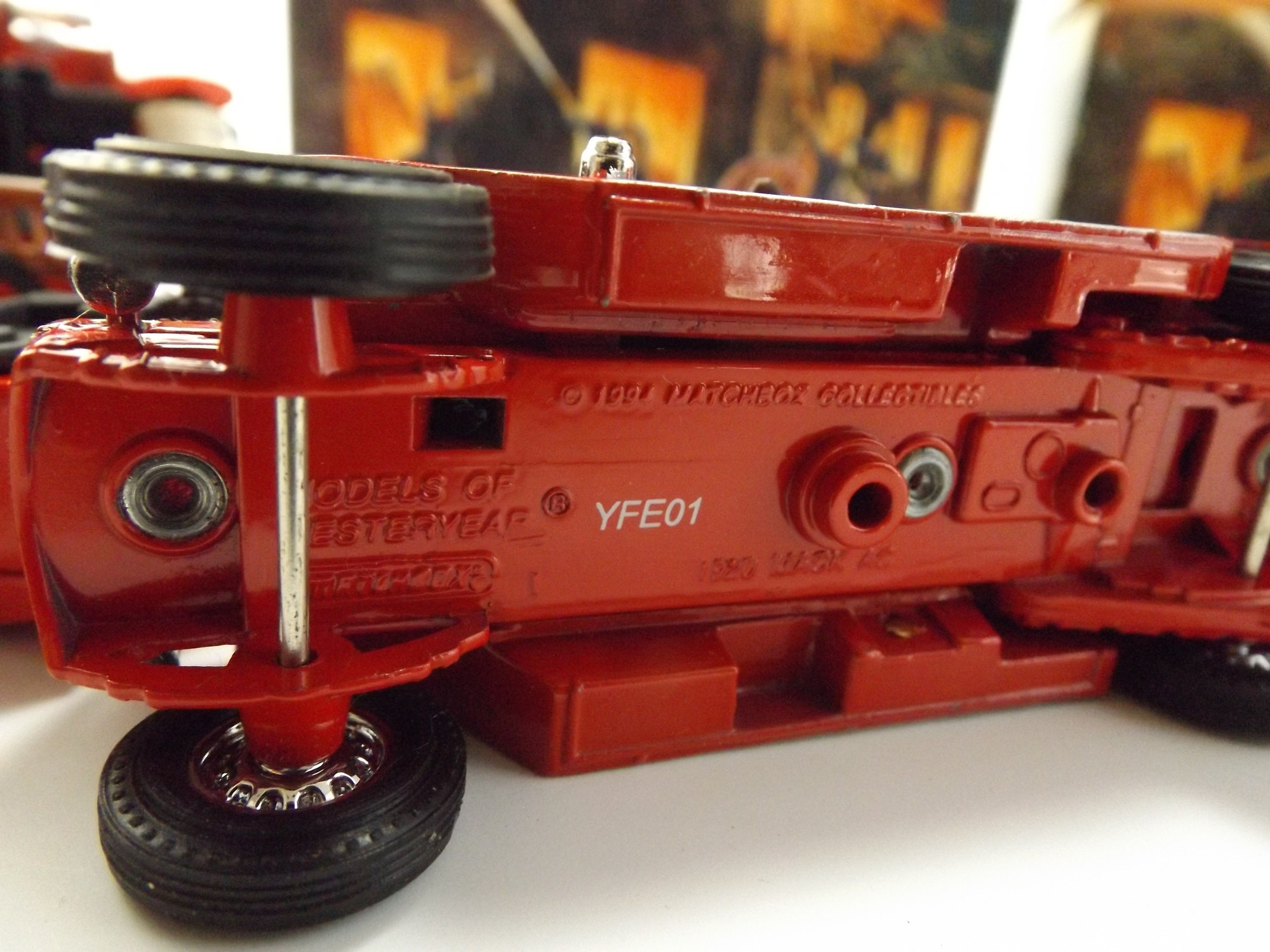 Matchbox Fire Engine Series Models Of Yesteryear Ebth