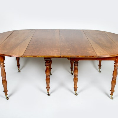 Nashville tennessee personal property sale 14nas007 ebth for Dining table nashville tn