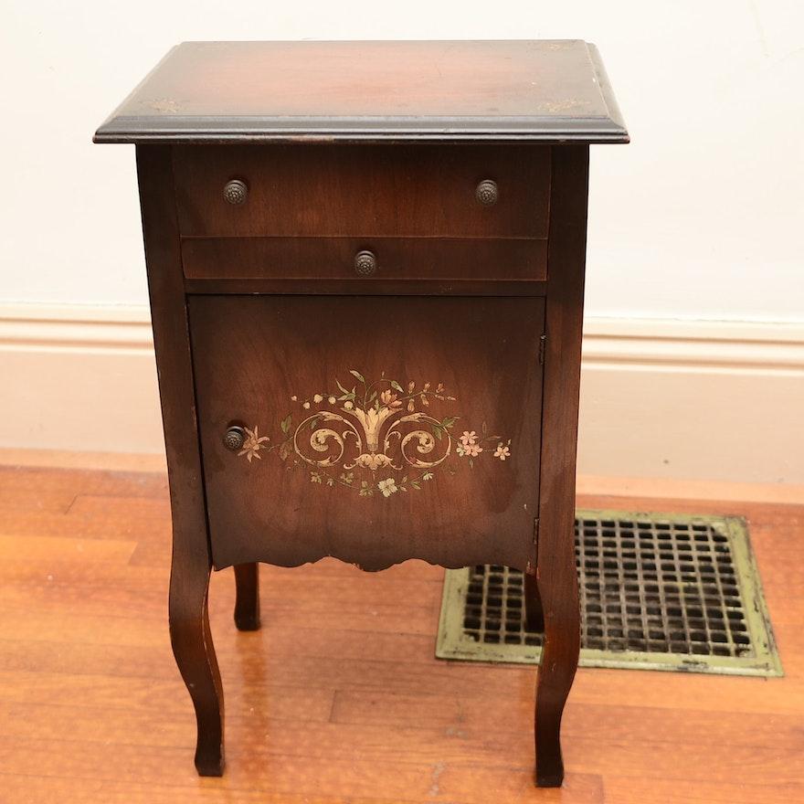 Vintage Humidor Cabinet ... - Vintage Humidor Cabinet : EBTH