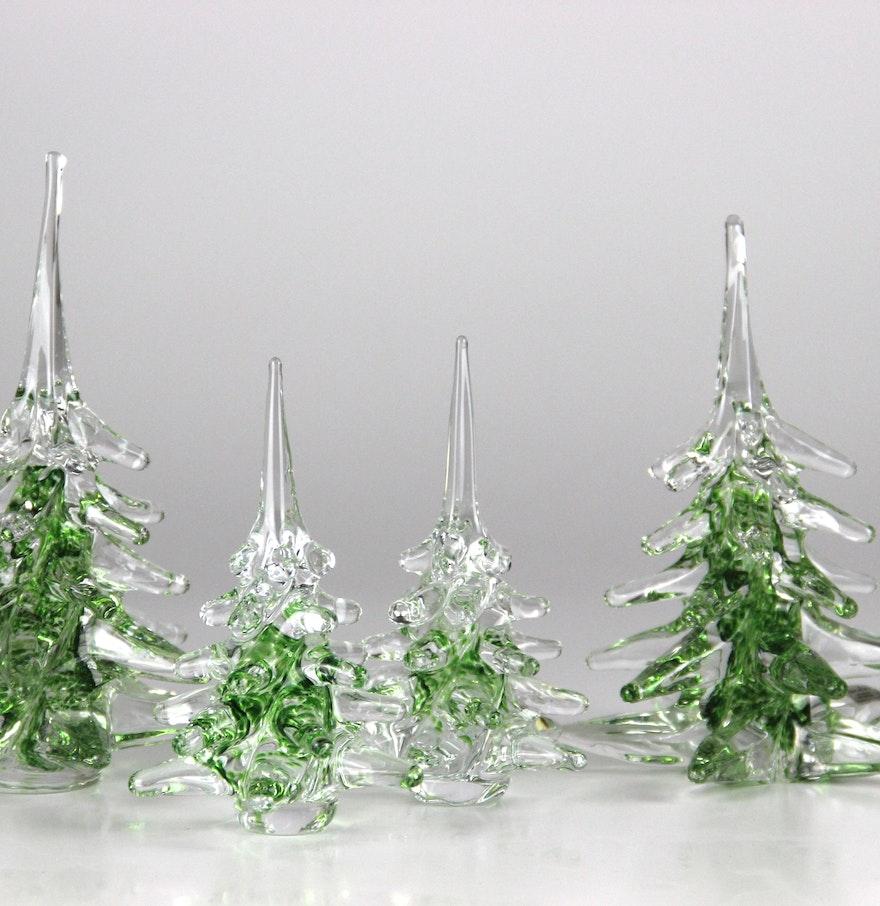 marcolin crystal christmas trees - Crystal Christmas Trees