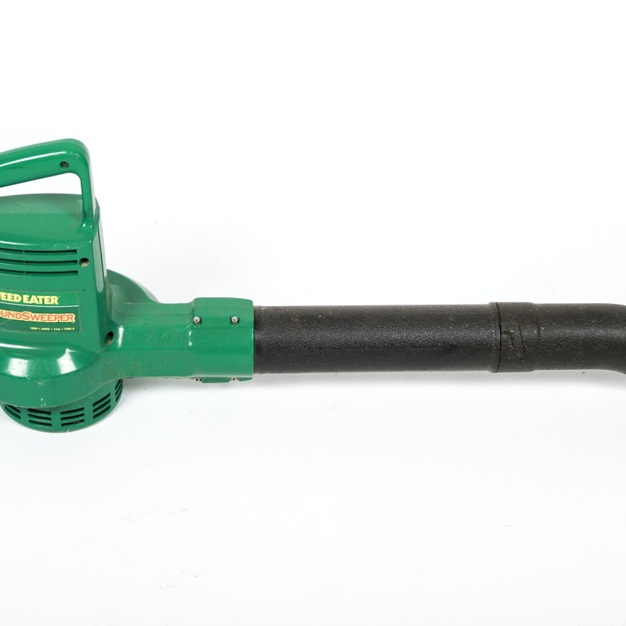 Weed Eater 2510 GroundSweeper Electric Blower