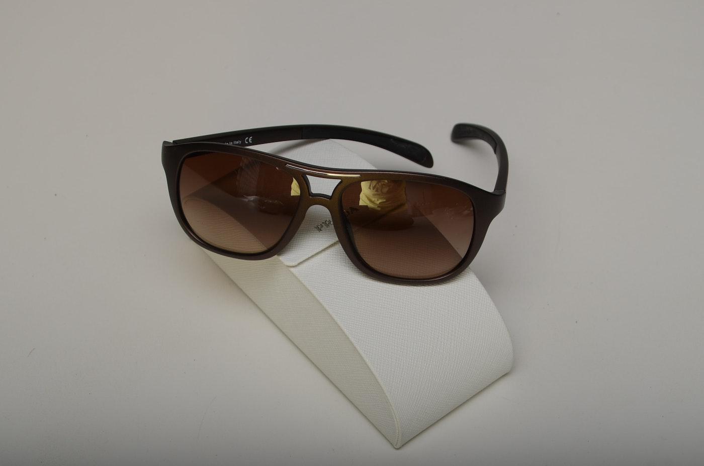 84a587b08f57 Women  39 s Prada Sport Sunglasses with Case   EBTH