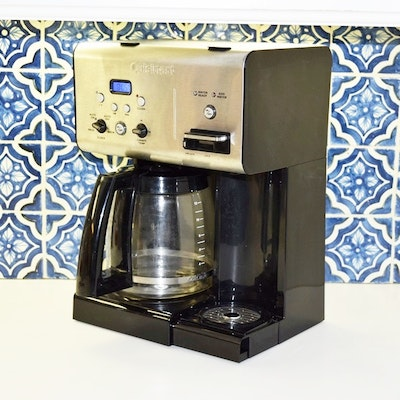 Cuisinart Coffee Maker Water Dispenser : Appliances Auction Used Appliances for Sale in Hyde Park, Ohio Personal Property Sale : EBTH