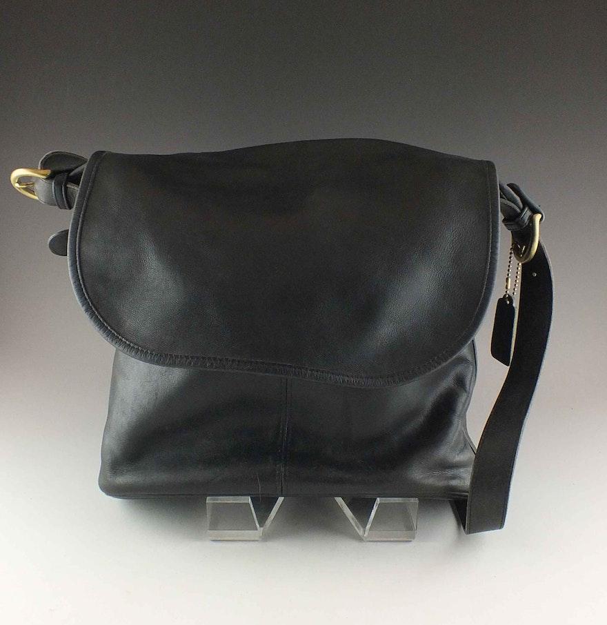 Vintage Saddle Bag 14