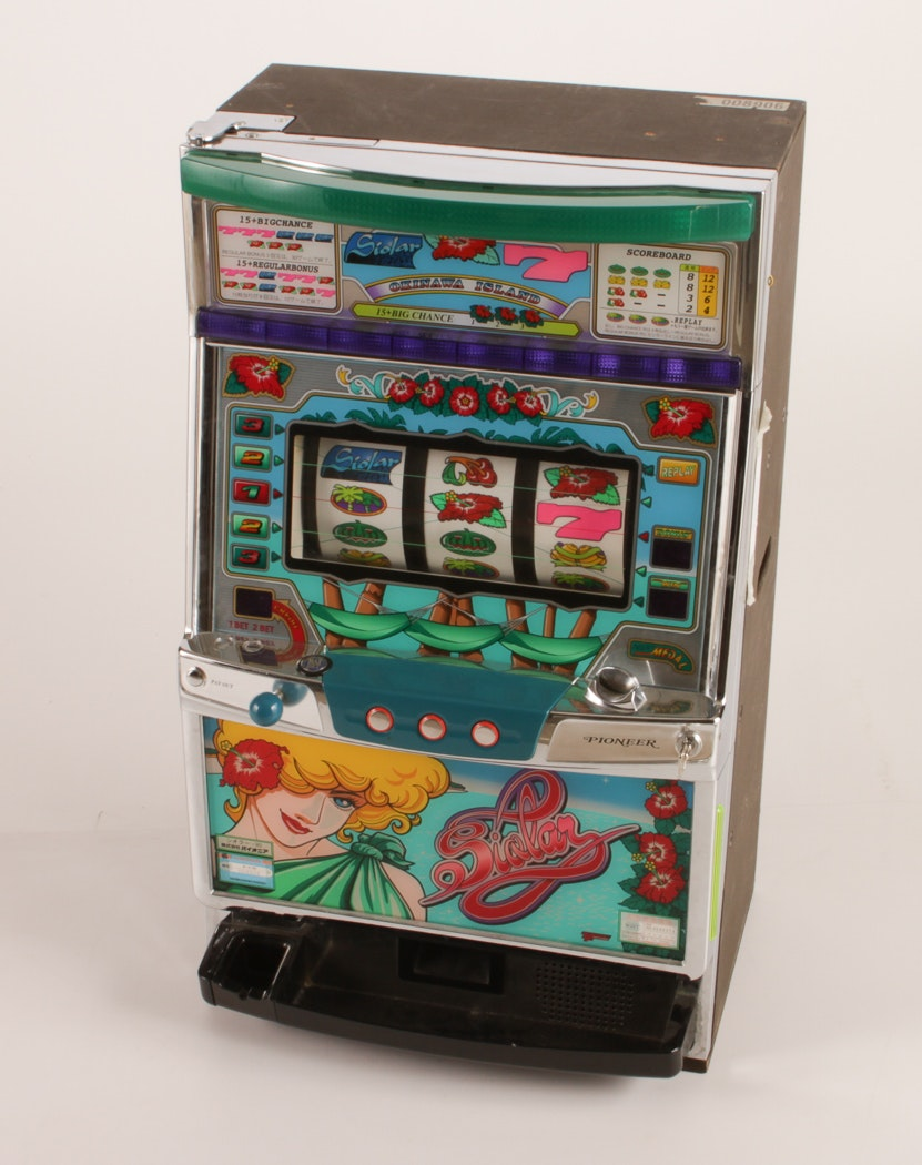token slot machine