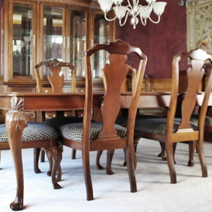 Thomasville Impressions Trafalgar Diningroom Table
