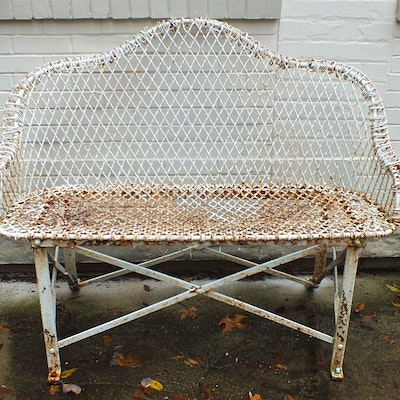 Strange Outdoor Furniture Outdoor Decor And Garden Tools Auction Pabps2019 Chair Design Images Pabps2019Com