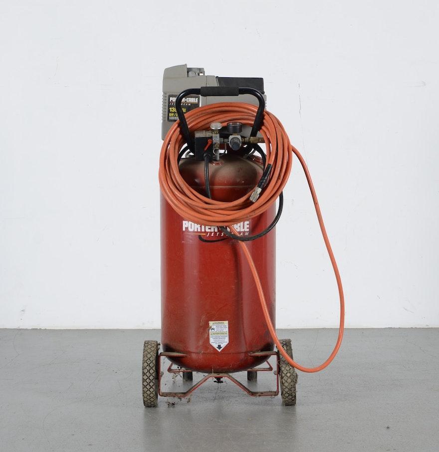 Porter Cable Jetstream Air Compressor Ebth