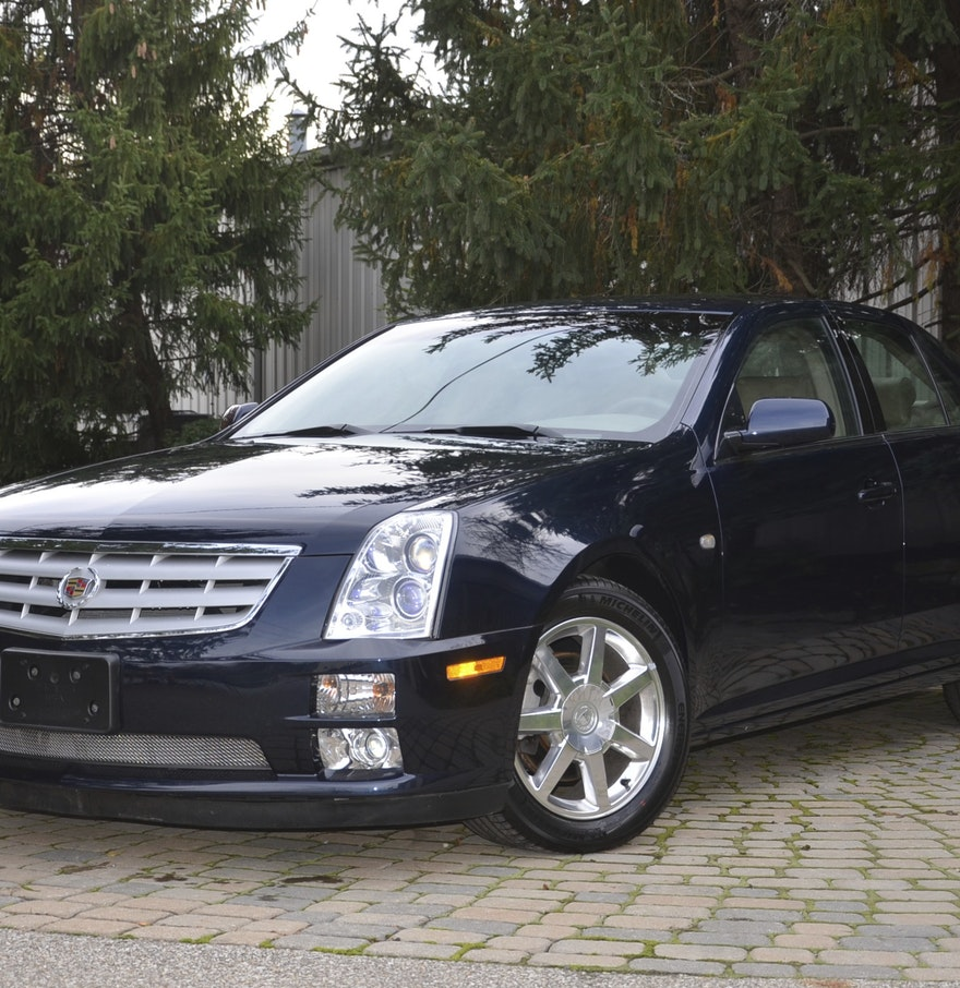 2005 Cadillac Cts Luxury: 2005 Cadillac STS V8 Luxury Sports Sedan : EBTH