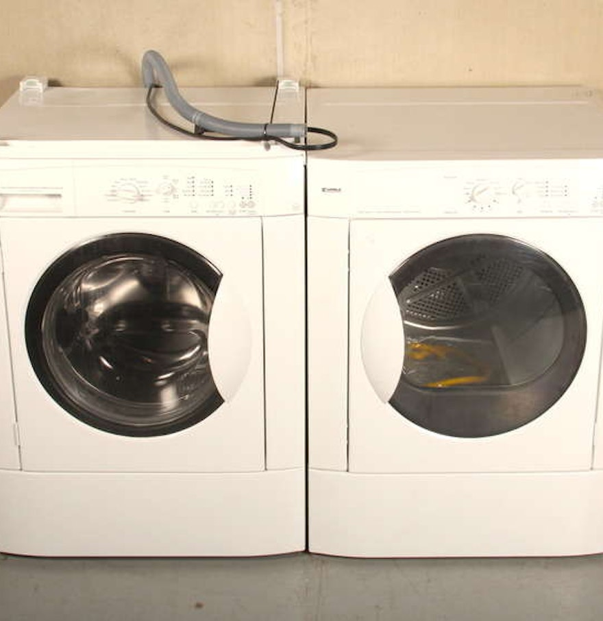 Stacked front load washer and dryer - Kenmore Stackable Front Load Washer And Dryer Set