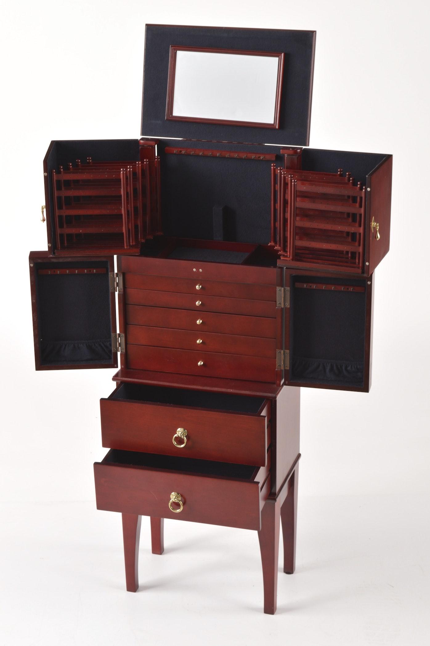 Jewelry Armoire From Lori Greiner | EBTH