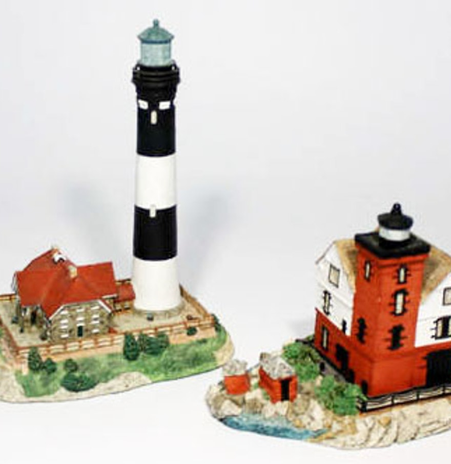 Harbor Lights: Harbour Lights Collectible Lighthouses : EBTH
