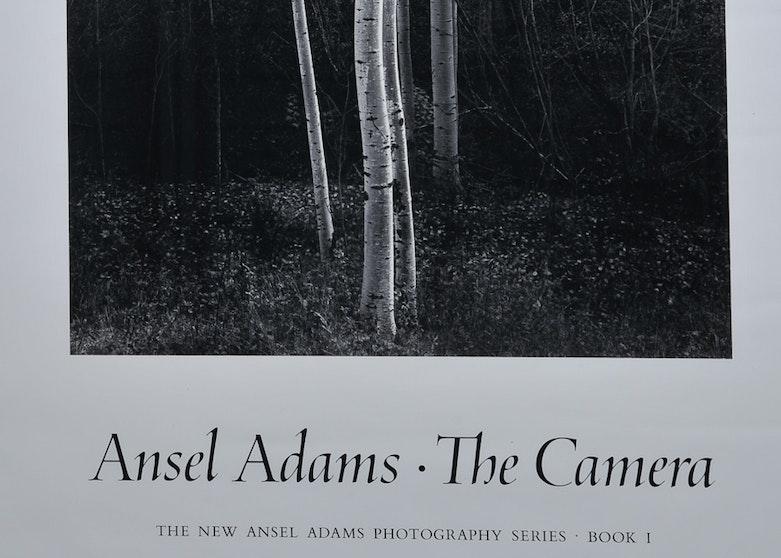 Six Ansel Adams Exhibit Posters EBTH