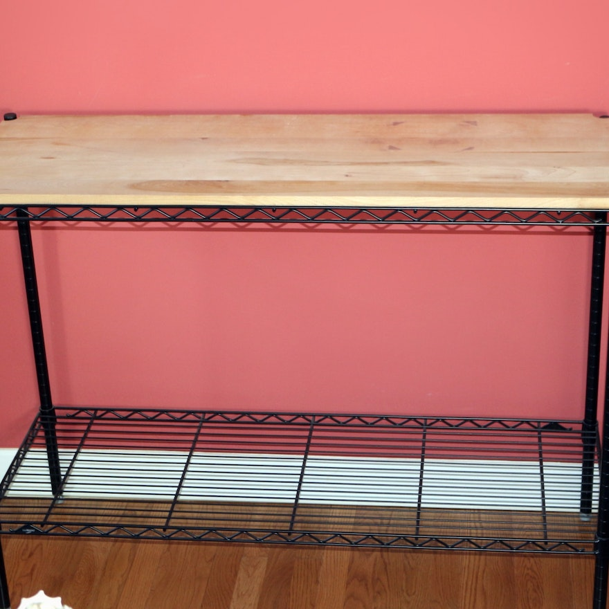 Iron Buffet Table Images - Table Decoration Ideas