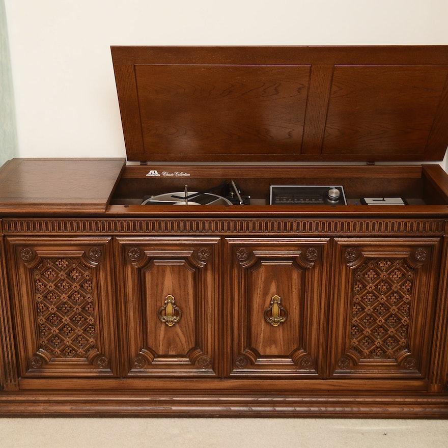 sound design stereo console ebth