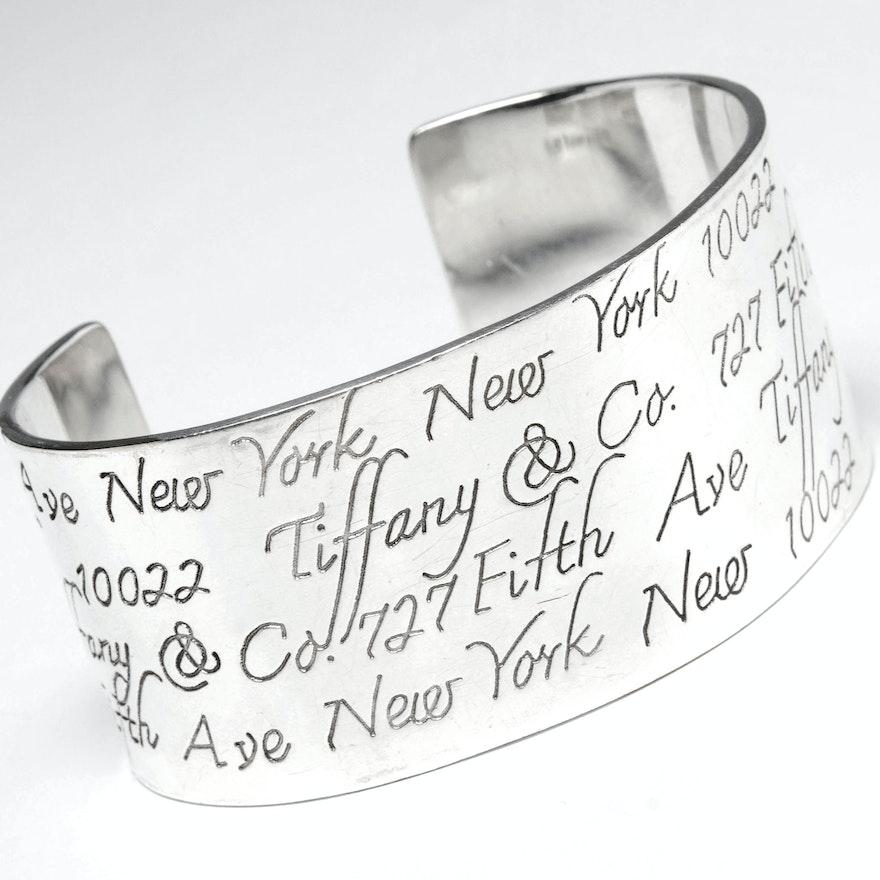 215b6eeb7 Tiffany & Co. Sterling Cuff Bracelet | EBTH