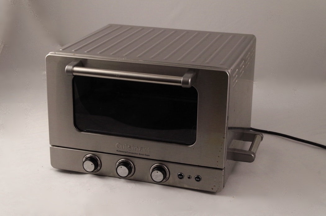 Cuisinart BRK-300 Countertop Brick Oven with Convection : EBTH