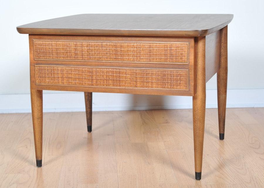 midcentury side table