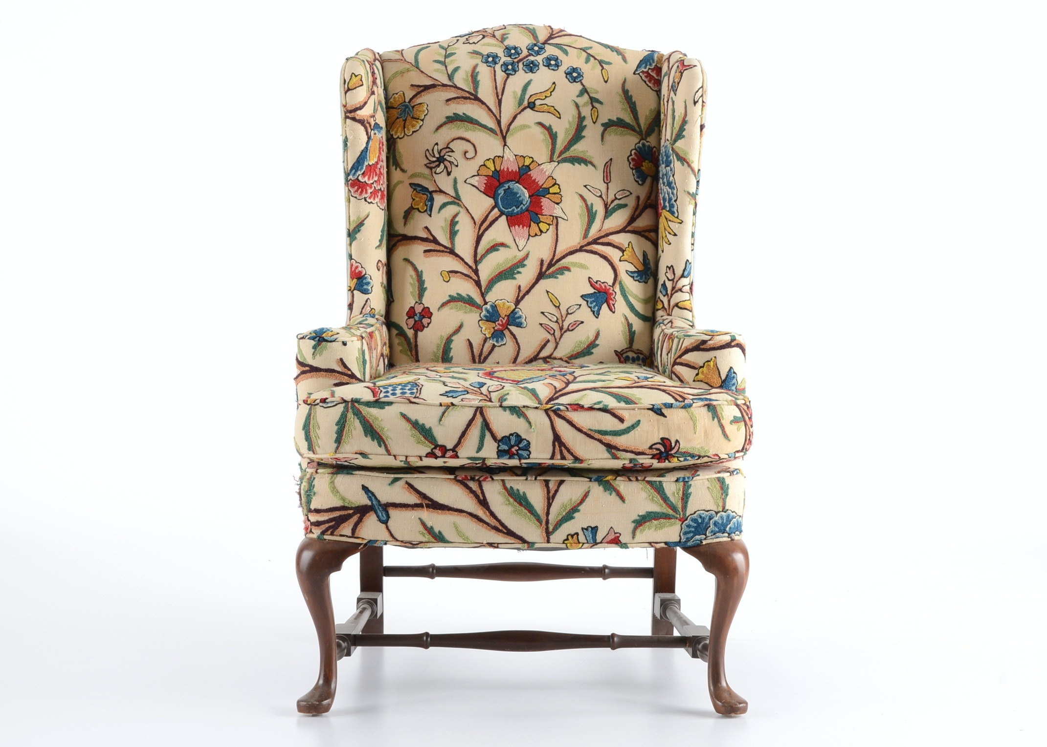 Pennsylvania House Upholstered Wingback Chair ...