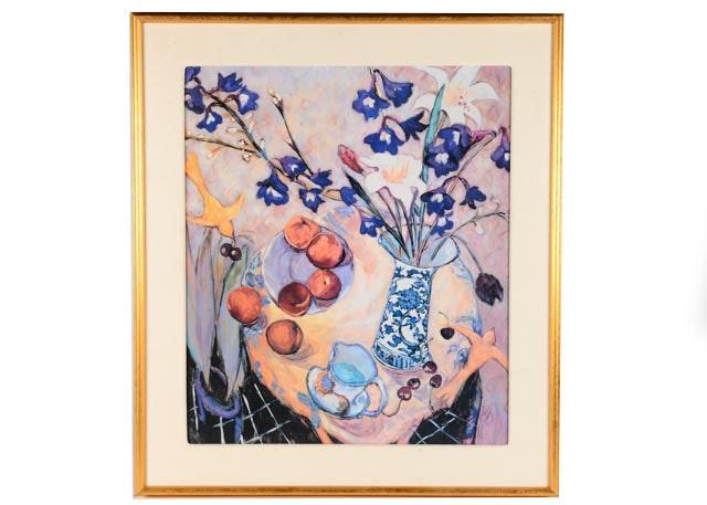 Lynn Hays Lithograph Art Print Ebth