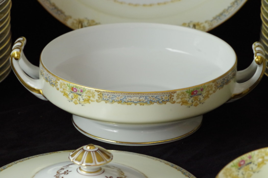 Vintage Noritake China marked 'Made in Occupied Japan' : EBTH