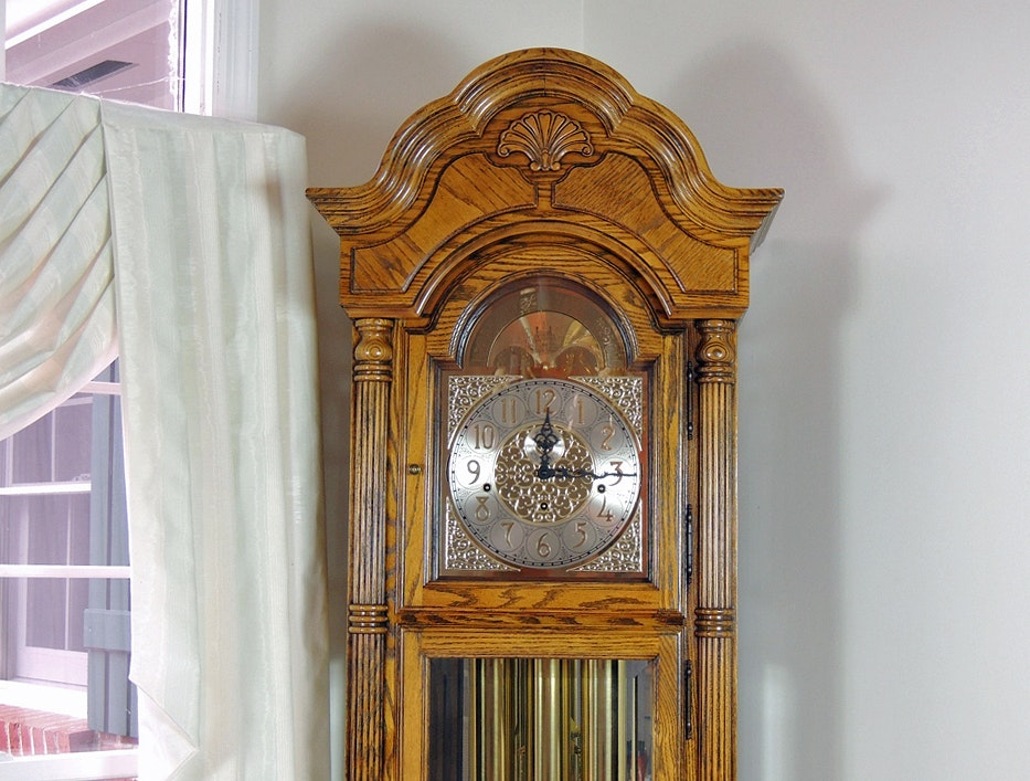 howard miller grandfather clock - Howard Miller Grandfather Clock