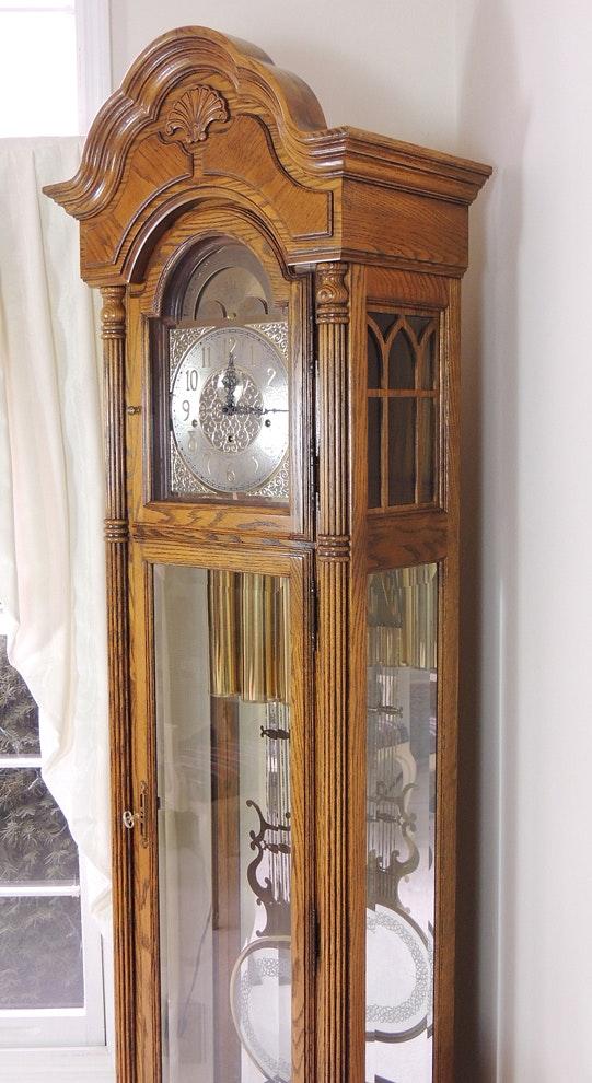 Howard Miller Grandfather Clock Ebth