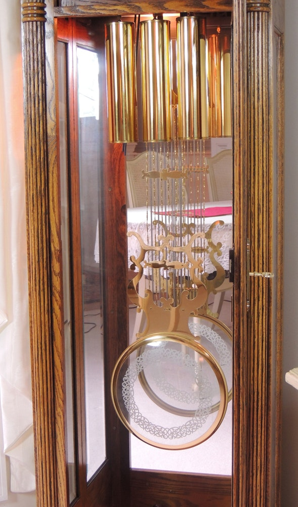 Howard Miller Grandfather Clock Ebth