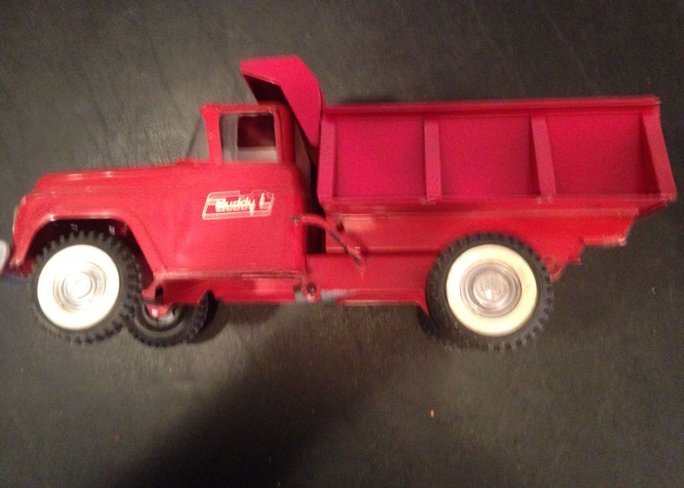 Vintage Buddy L Ford Model Dump Truck Ebth