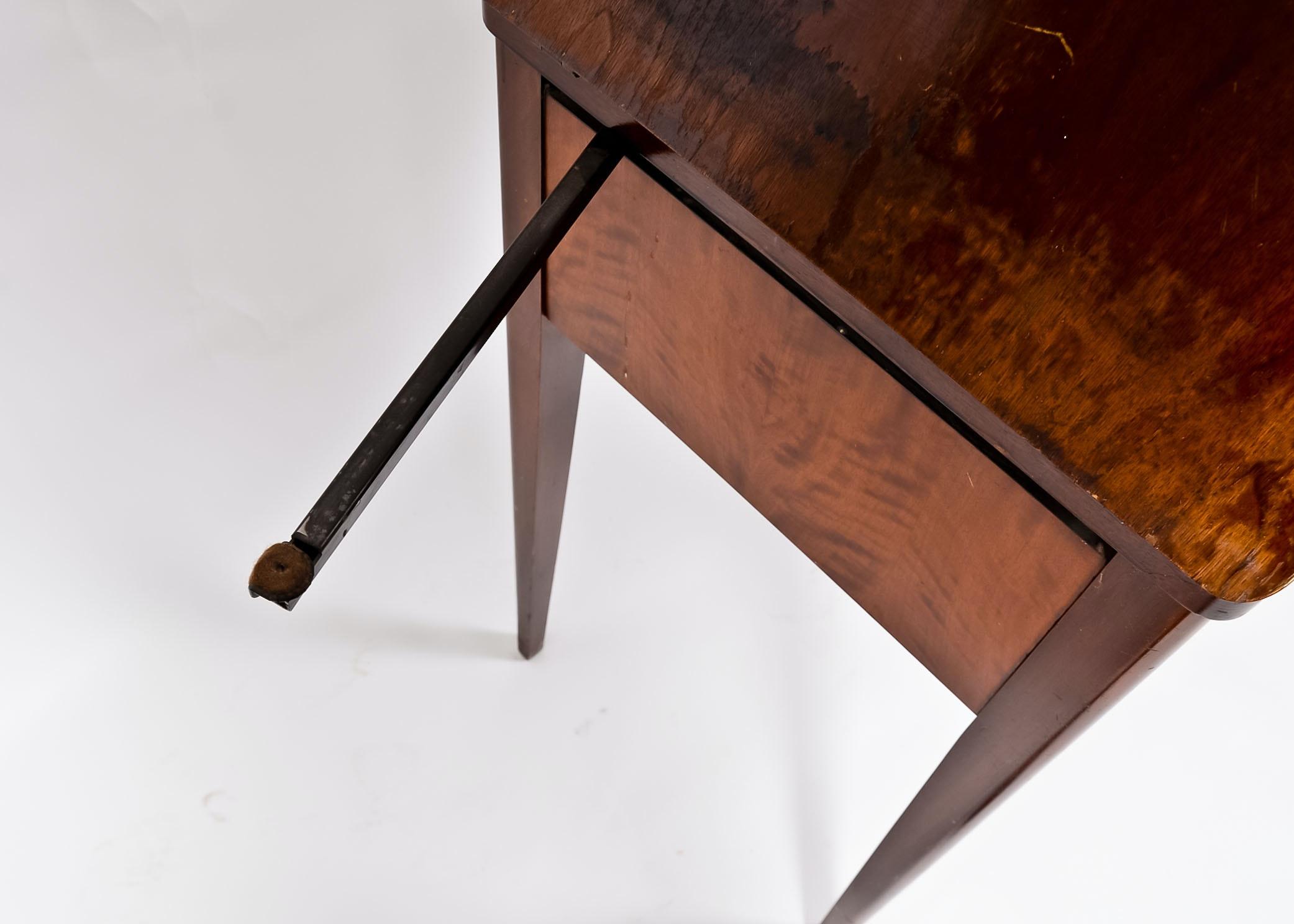 singer sewing machine bench