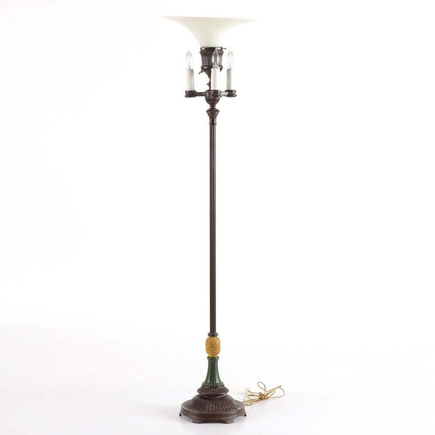 Vintage colonial premier company floor lamp ebth vintage colonial premier company floor lamp aloadofball Images