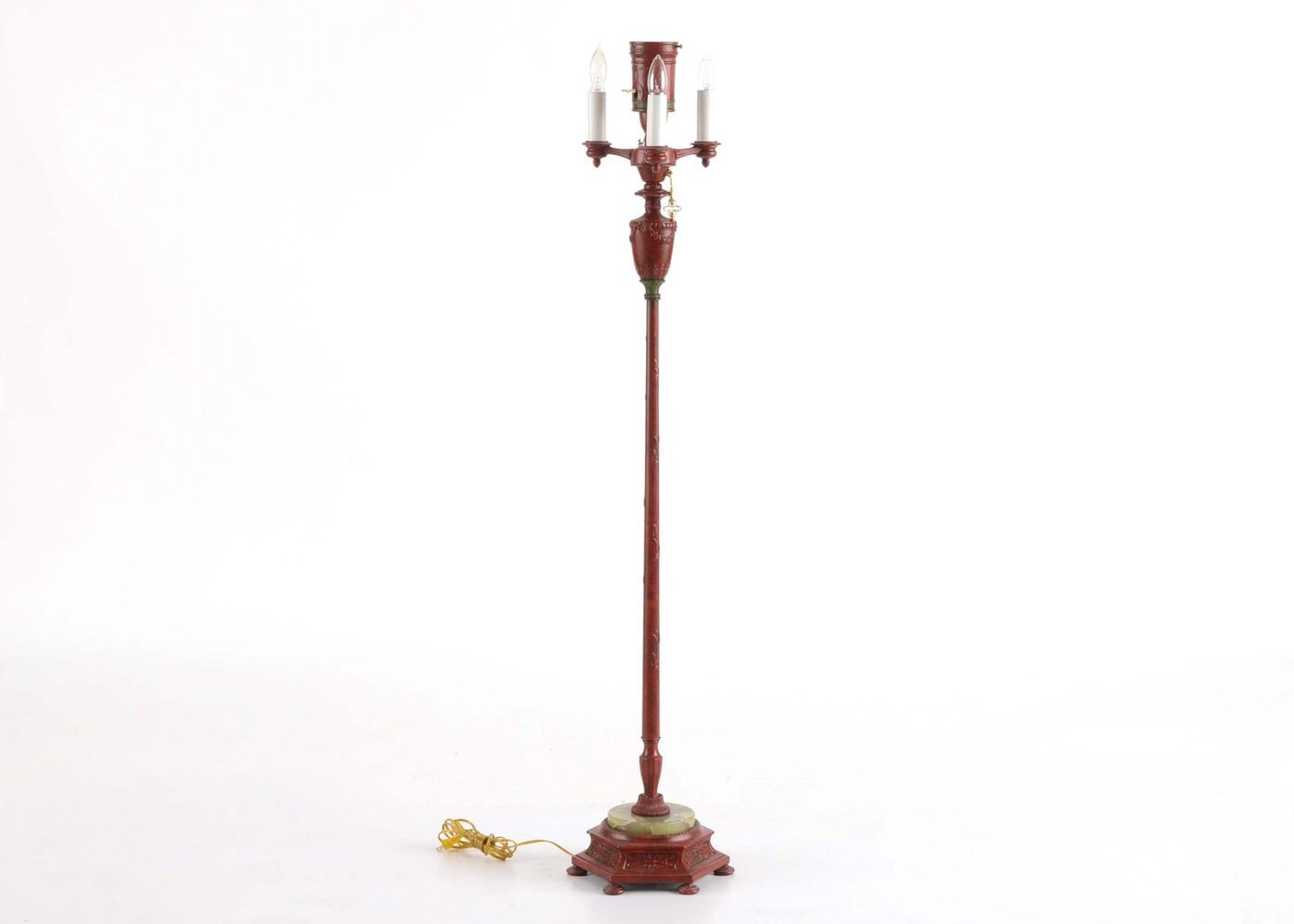 Colonial Premier Lamp Company Chicago Floor Lamp