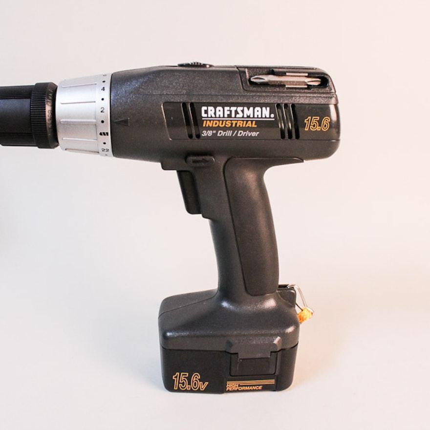 Craftsman Industrial 3/8\