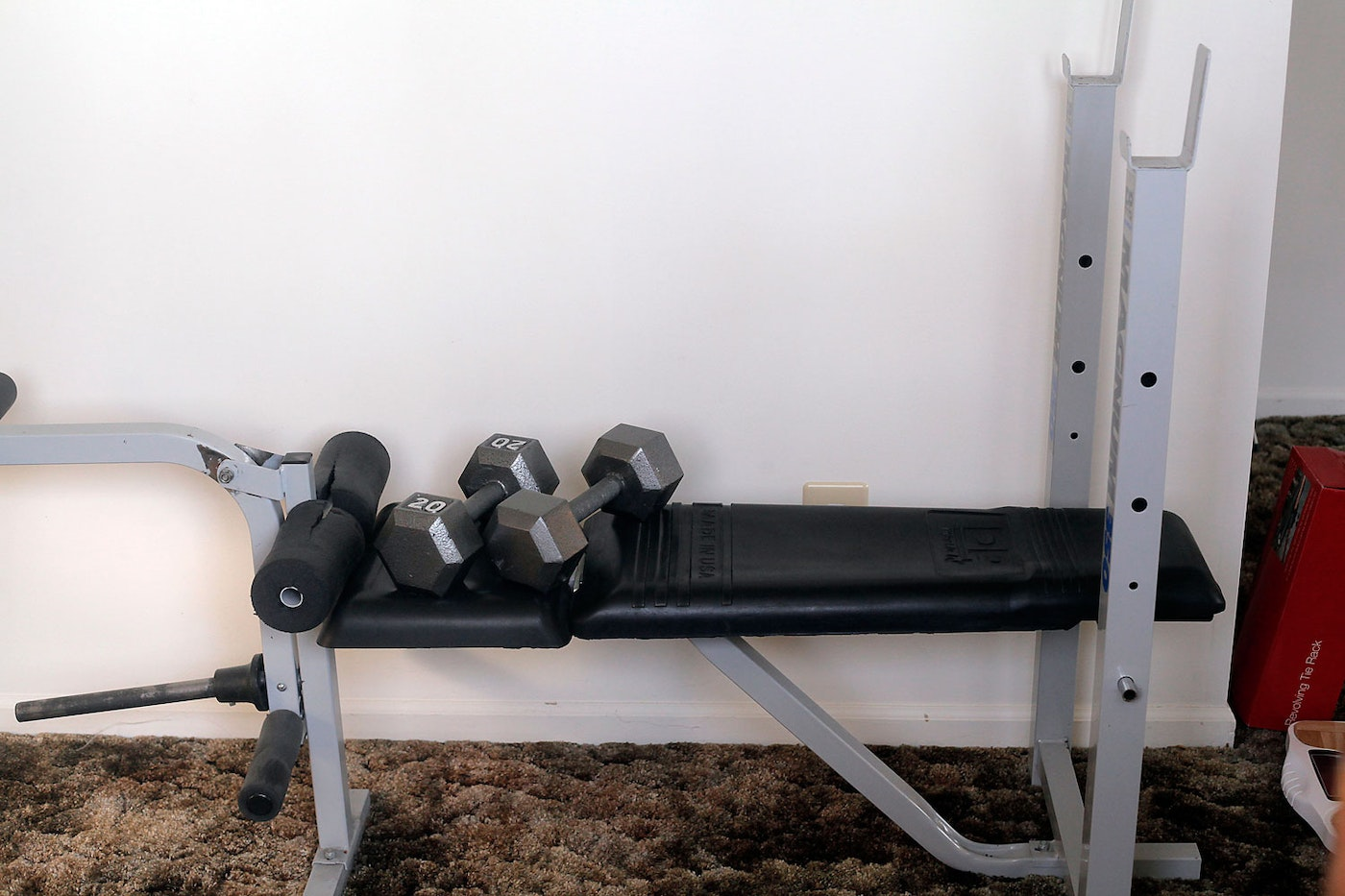 Dp Fit For Life Magnum 350 Weight Bench Ebth
