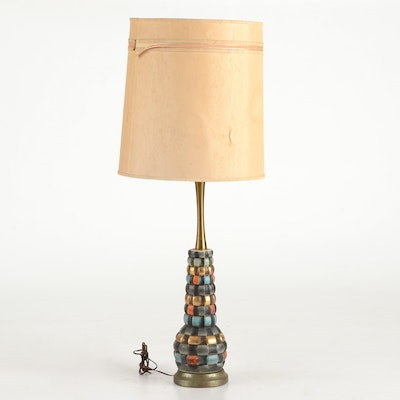 Antique floor lamps table lamps and light fixtures for Mid century modern lighting reproductions