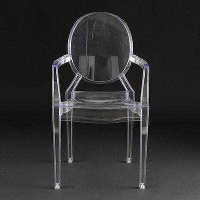 Circa 1950s John Hauser Hoop Chairs Ebth