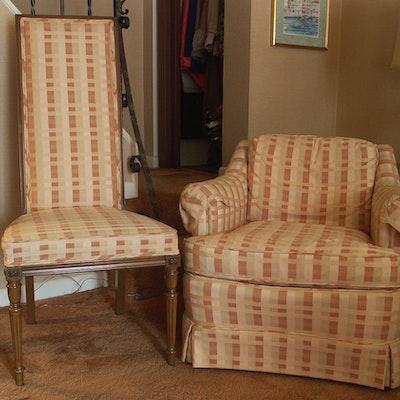 Mid-Century Chairs - Online Furniture Auctions Vintage Furniture Auction Antique