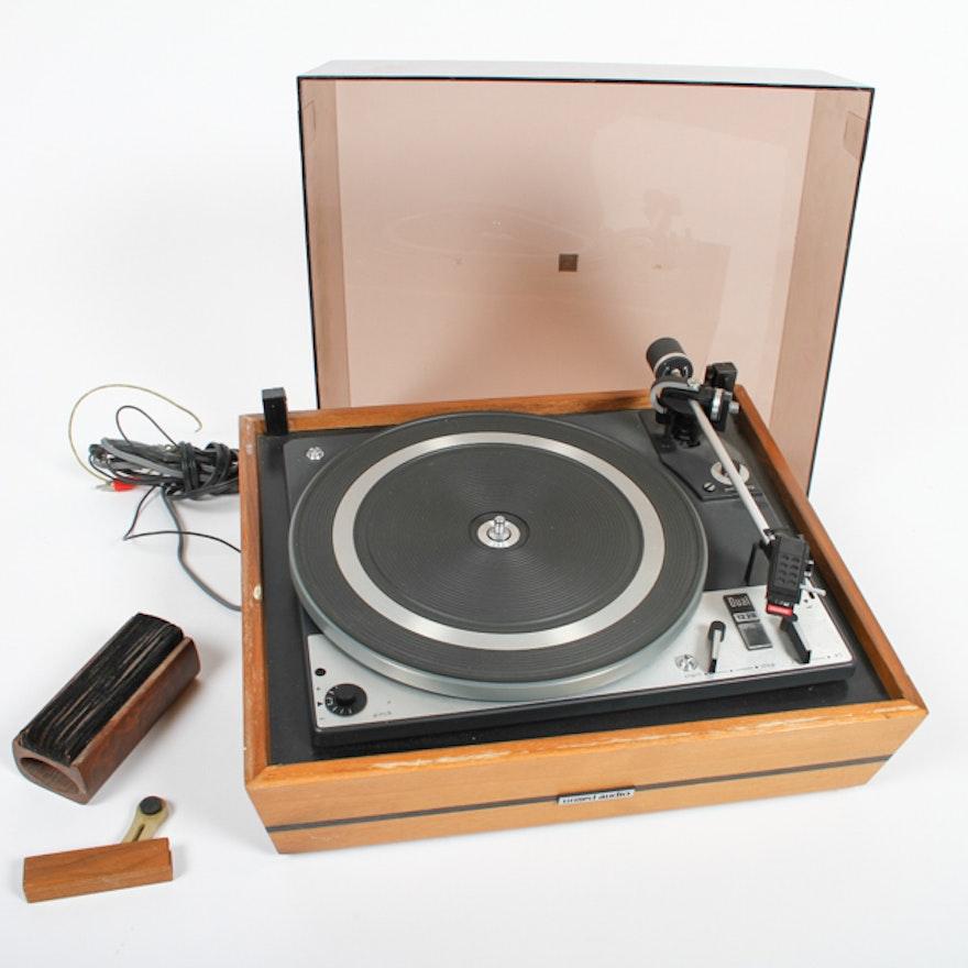 Młodzieńczy United Audio Dual 1228 Turntable : EBTH JU13