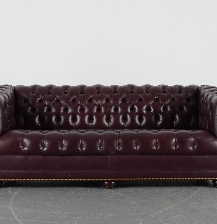 Remarkable Hancock And Moore Chesterfield Sofa Home Sofa Gmtry Best Dining Table And Chair Ideas Images Gmtryco