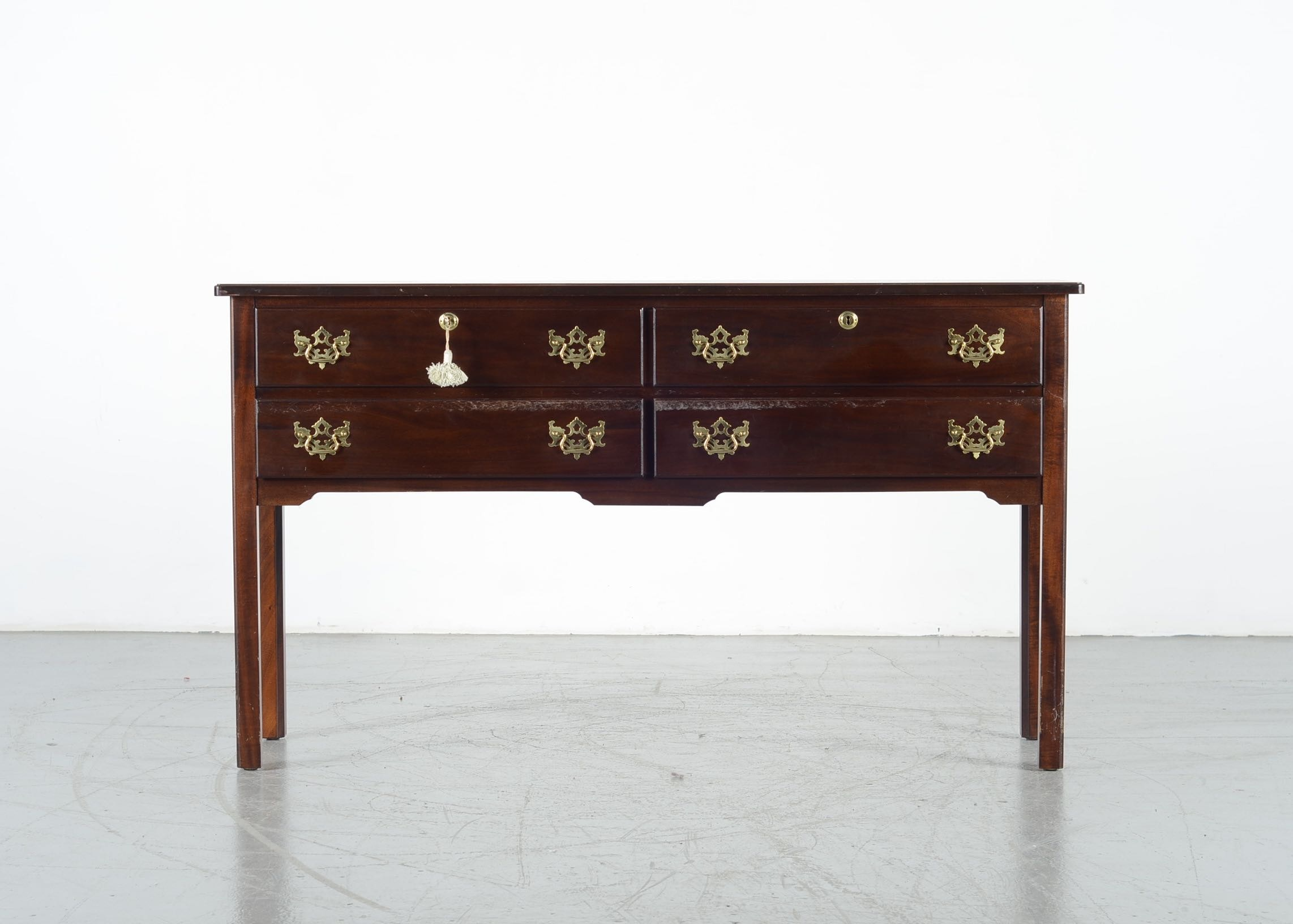 Henkel Harris Madison Square Mahogany Buffet ...