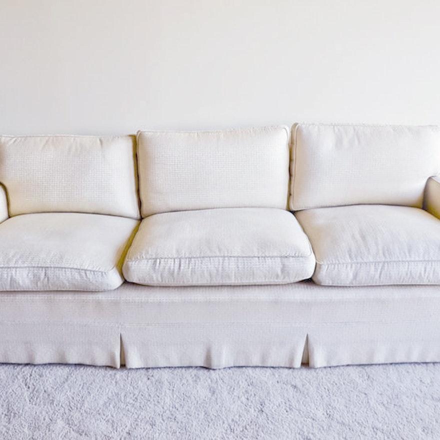 Goose Down Sofa Off White Goose Down Filled Sofa By Joseph