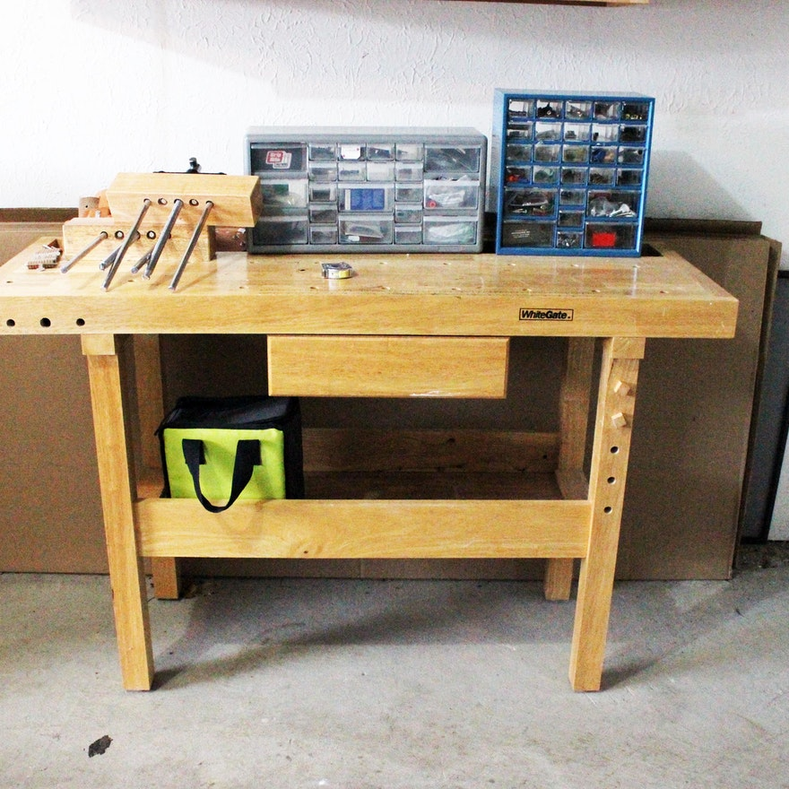 Whitegate Workbench And Tools Ebth
