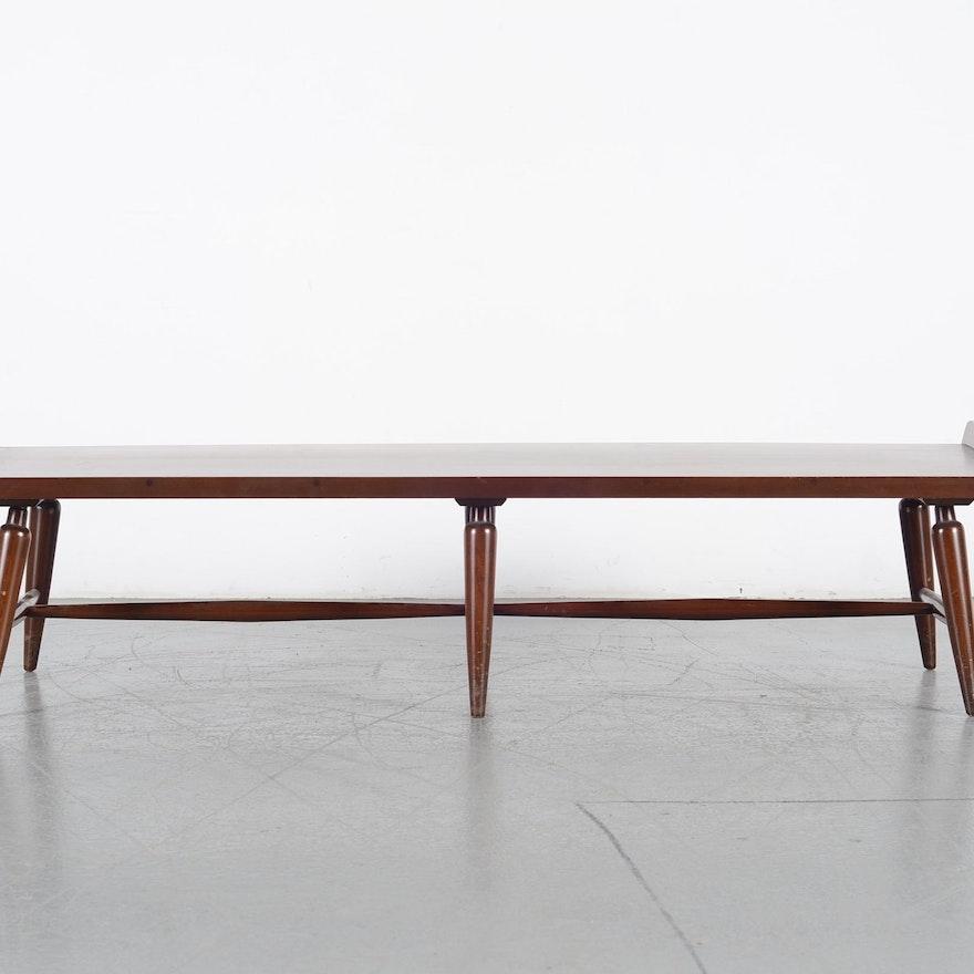 Mid Century Willett Coffee Table Ebth